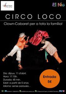 Circo Loco @ El Niu