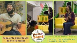 Concierto especial para bebes!! @ El Niu
